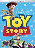 DVD cover for the movie Toy Story