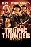 DVD cover for the movie Tropic Thunder