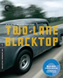 Poster for the movie Two-Lane Blacktop