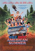 Poster for the movie Wet Hot American Summer