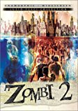 DVD cover for the movie Zombi 2