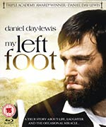 My Left Foot movie DVD cover