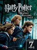 Harry Potter and the Deathly Hallows: Part I movie DVD cover