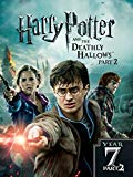 Harry Potter and the Deathly Hallows: Part 2 movie DVD cover