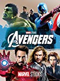 The Avengers movie DVD cover
