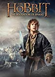 The Hobbit: The Desolation of Smaug movie DVD cover
