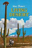 Poster for the movie The Living Desert