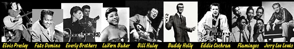 1950s Music Artists