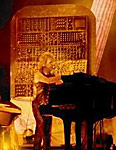 Rock keyboardist Keith Emerson