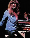 Rock keyboardist Jon Lord