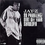 99 Problems single cover