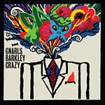 Gnarls Barkley - Crazy single cover
