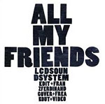 All My Friends single cover