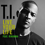 Live Your Life single cover