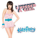 I Kissed a Girl single cover