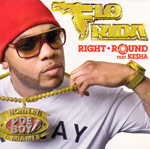 Right Round single cover