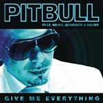 Give Me Everything single cover