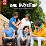 Live While We're Young single cover