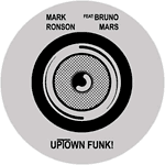 Uptown Funk single cover