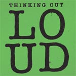 Thinking Out Loud single cover