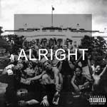 Alright - Kendrick Lamar single cover