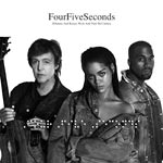 FourFiveSeconds single cover
