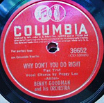 Why Don't You Do Right - Benny Goodman