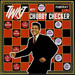 The Twist - Chubby Checker single cover