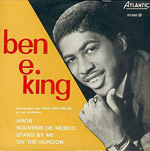 Stand By Me - Ben E. King single cover
