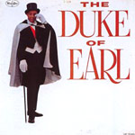Duke Of Earl - Gene Chandler single cover