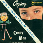Crying - Roy Orbison single cover