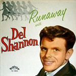 Runaway - Del Shannon single cover