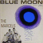 Blue Moon - Marcels single cover