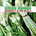 Green Onions single cover