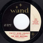 Twist And Shout single record lable