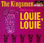 Louie Louie single cover