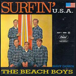 Surfin' USA single cover