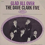Glad All Over single cover