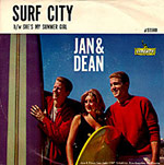 Surf City single cover