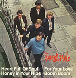 Heart Full Of Soul single cover