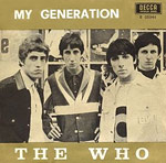 My Generation single cover