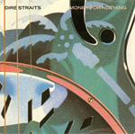 Money For Nothing - Dire Straits single cover