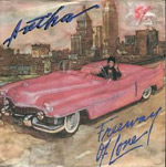 Freeway of Love - Aretha Franklin single cover