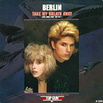 Take My Breath Away - Berlin single cover