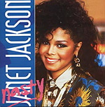 Nasty - Janet Jackson single cover