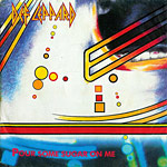 Pour Some Sugar On Me - Def Leppard single cover
