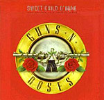 Sweet Child O' Mine - single cover