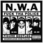 Fuck Tha Police single cover