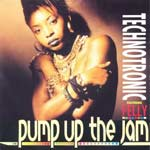 Pump Up The Jam single cover