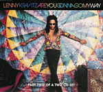 Lenny Kravitz - Are You Gonna Go My Way single cover